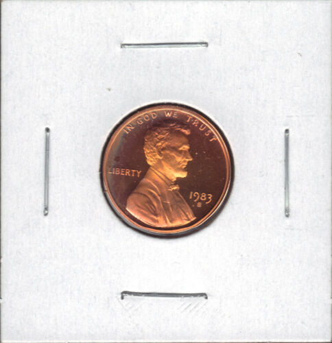 1983-S PROOF LINCOLN CENT