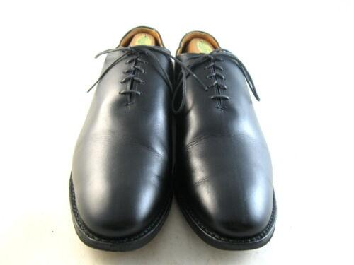 """Allen Edmonds """"MACLENNAN"""" Oxfords 9 D  Black  (114"""
