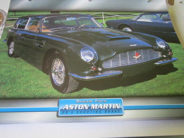 Dream Cars England 2 Aston Martin Db 5 Shooting Star 1965 Ebay