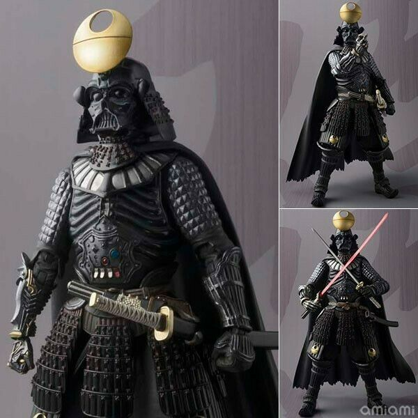 Bandai Meisho Movie Realization Estrella Wars Darth Vader Death Estrella Armor Figura