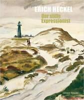 Fachbuch Erich Heckel Der stille Expressionist, Aquarelle, Vorstudie zu Gemälden