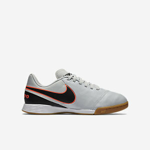 247f902fc Nike Kids Youth Jr Tiempo Legend VI IC Soccer Shoes Cleats Indoor ...