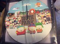 South Park Wall Clocks South Park 13.5 Cordless Wood Wall Clock, Multicolor
