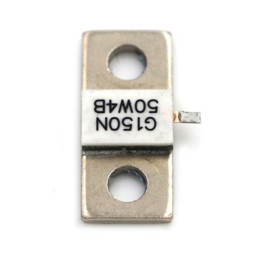 RF terminations microwave resistors dummy loadRFP 150W 50ohm 150wattG150N50W4B D