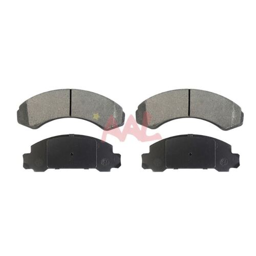 4 pcs A-Pads Front BRAKE PADS For 1983-1989 1990 91 92 93 1994 FORD RANGER