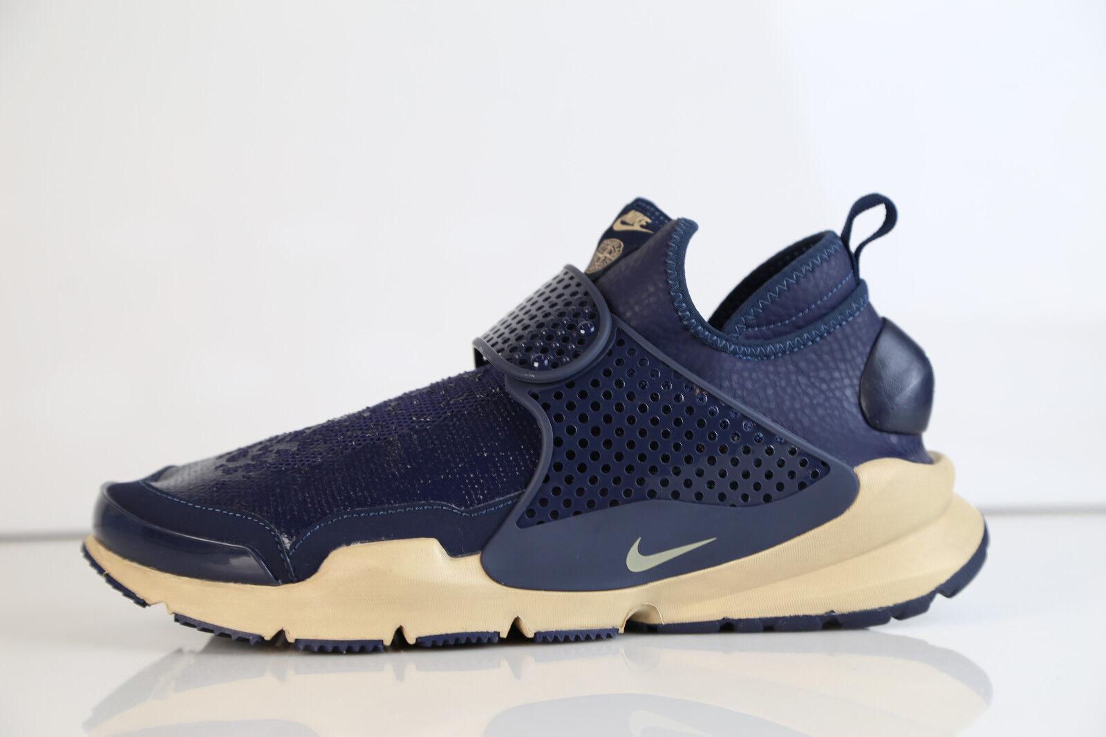 Nike X Stone Island Calcetín 9-12 Dart Mid si Obsidiana Orewood 910090-400 9-12 Calcetín Lab Gratis 1 14d871
