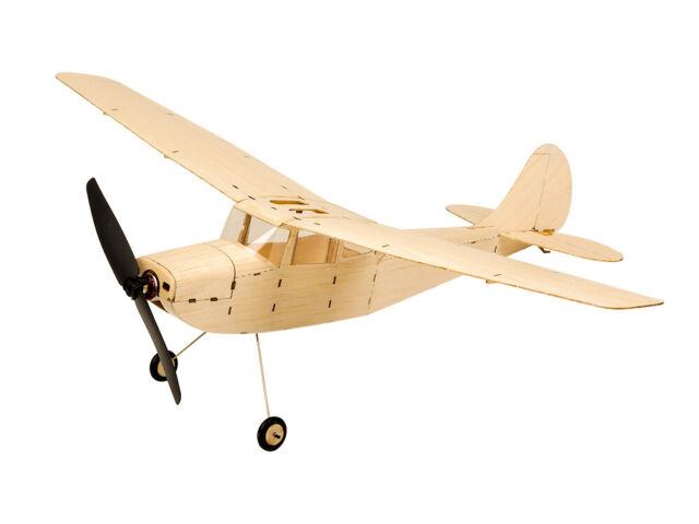 Micro Cessna L19 Balsa Wood KIT RC Airplane Laser-cut Building Model  Unassembled