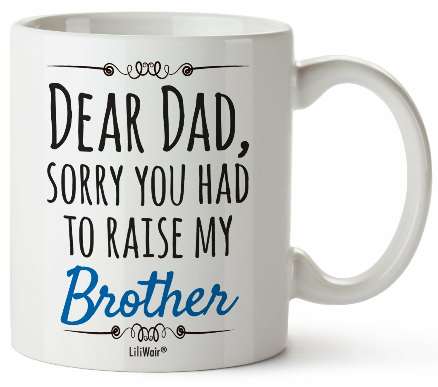 Best Dad Gifts From Son Daughter Christmas For Birthday First Mug Cool Happy For Sale Online