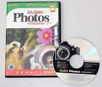 #104 green street Software Photos Vol 1 10.000 Fotos CD Tiere Menschen Reisen