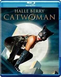 Blu-Ray-CATWOMAN-Halle-Berry-Region-free-New-sealed