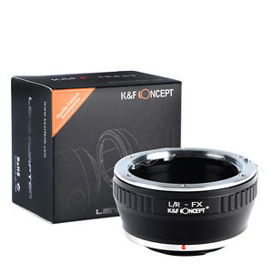 K-amp-F-Concept-adapter-for-Leica-R-mount-lens-to-Fujifilm-X-Pro2-X-A2-X-E1-camera