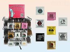 5x Kondome Kondom Condom Latex Gag Scherz lustige Sprüche  @ NEU @