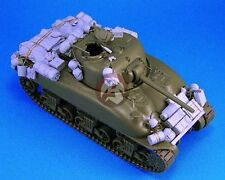 Legend 1/35 M4A1 Sherman Tank Stowage and Accessories Set WWII (Resin) LF1176