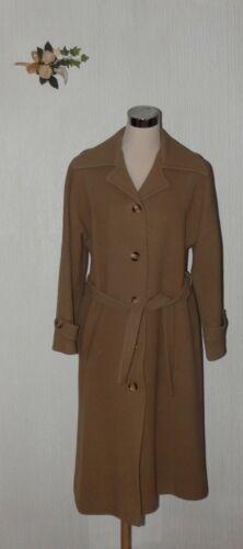Wool 16 Vintage Brothers Størrelse Coat New Camel Pure Murray Hawick xgXqB