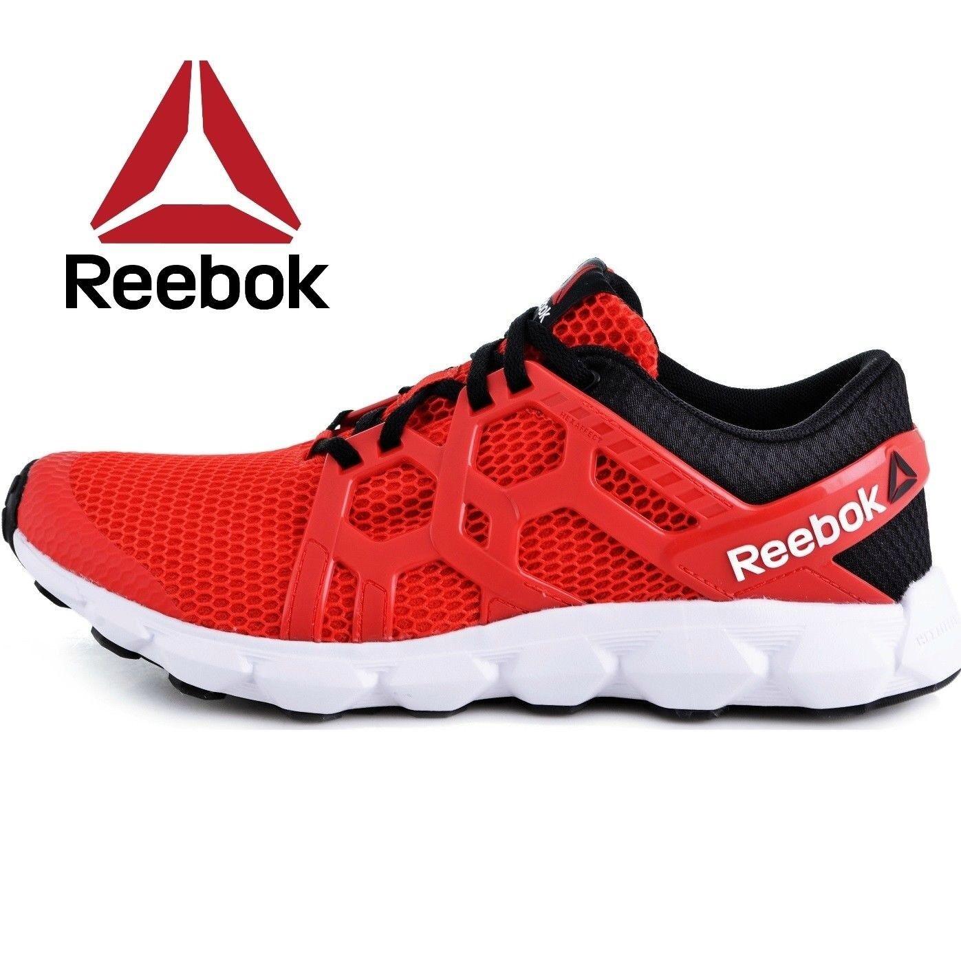 Reebok hexaffect Run 4.0 Mu Zapatillas Para Hombre Calzado para Correr Gimnasio libre de gastos de Envío Seguimiento