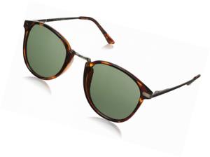 A.J Morgan Castro Round Sunglasses