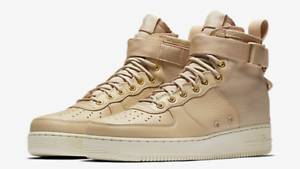 Mid lgiht' 1 5 Uk 917753 Nike 9 Air Beige Sf 'champignon Force Taille 200 os xq71IRZ