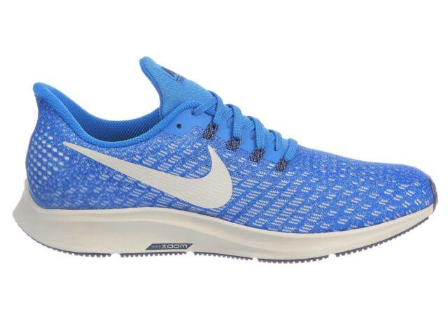 32d4b5fdd424e Nike Air Zoom Pegasus 35 Mens 942851-402 Cobalt Blaze Running Shoes Size 10 for  sale online