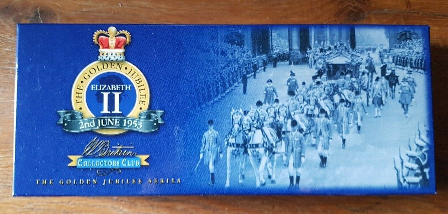 Britains 40272 COLLECTORS CLUB KINGS OWN SCOTTISH BORDERERS