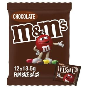 M-amp-M-039-s-Chocolate-Party-Share-Bag-Medium-12-Piece-Pack-162g