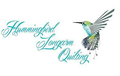 Hummingbird Quilting