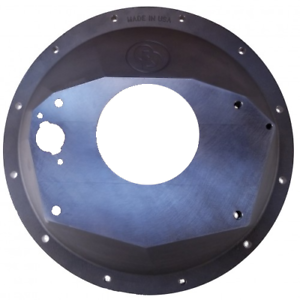 Details about SAE 3 to NV4500 transmission Bellhousing adapter for most  industrial diesels