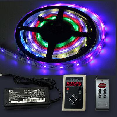 5/10/20M IC6803 IP67 133 Ändern 5050 Magic Dream Farbe LED-Streifen & RF Remote