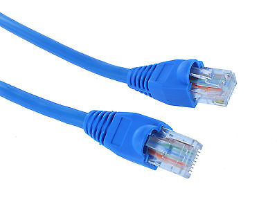 3 ft Feet RJ45 CAT5E LAN Network Cable for Ethernet Internet Router Swit