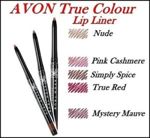Buy-1-Get-1-Free-AVON-TRUE-COLOUR-GLIMMERSTICK-LIP-LINER-Creamy-Formula