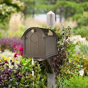 Balmoral-Large-Capacity-Mailbox