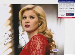 Kelly-Clarkson-Signed-Autograph-8x10-Photo-PSA-DNA-COA-4