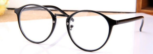 Fashion Designer Vintage Girl glasses Cute Clear Lens Nerd Geek Eyewear Eyeglass