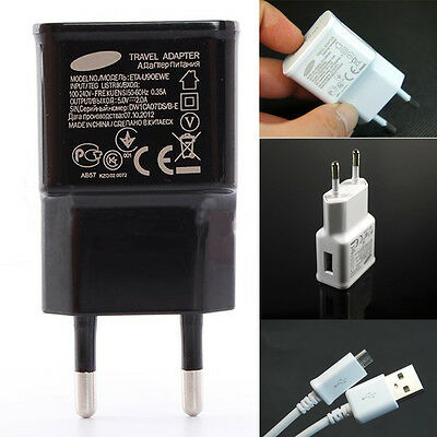 2A EU/US Plug USB Wall Charger Adapter For Samsung Galaxy S4 S3 Note 3 2 HTC New