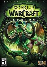 ✔Sealed World of Warcraft: Legion (Windows/Mac, 2016) Expansion Set