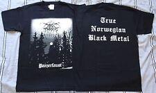 DarkThrone - Panzerfaust - Dark Throne T-Shirt-NEW&OFFICIAL! Mayhem Taake Marduk
