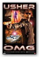 Poster Usher In Omg