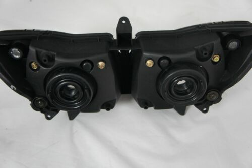 NEW Premium Headlight Head light Assembly Yamaha FZ6 2003-2009 04 05 06 07 08 09