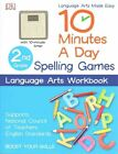 10 Minutes a Day: Spelling Games, Second Grade by DK Publishing (Paperback / softback, 2015)