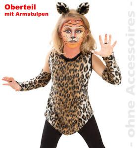 Katze Kostüm Gepard Leopard Kätzchen Wild Cat Kinder Schmusekatze