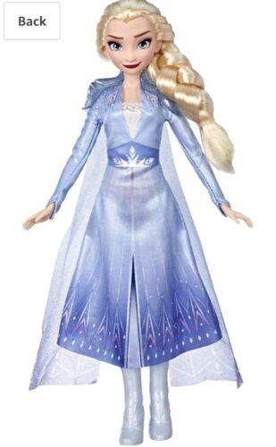 Disney Frozen 2 Elsa Fashion Poupée Jouet ensemble bleu Elsa