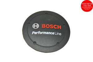 Black Code No Bosch Performance Line Logo Motor Replacement Cover Lid 451972