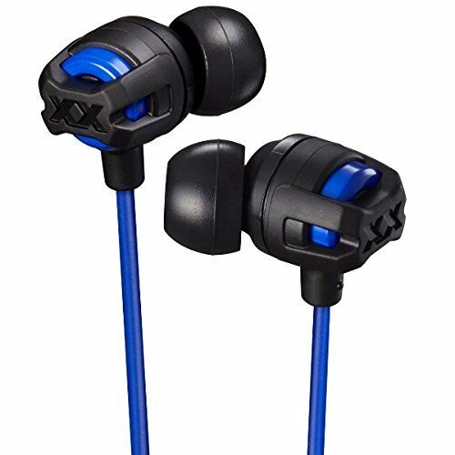 JVC Hafx103ma Blue Xplosives Remote Xtreme in Ear Headphones With Mic for sale online   eBay