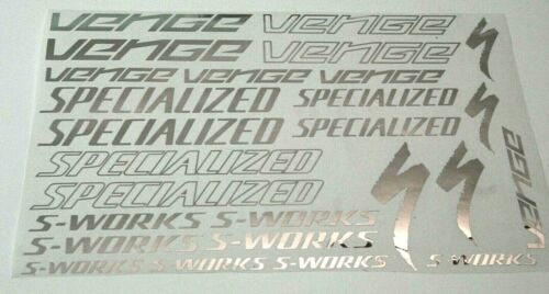 Specialized Venge decals stickers For tuning and personalized frame.Many colors