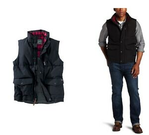 woolrich vests for men