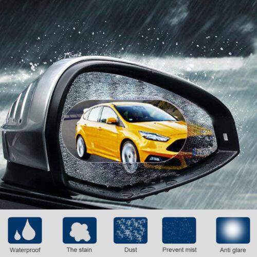 Car Anti-Water fog glare Film Waterproof Rearview Mirror Window Film for Cars