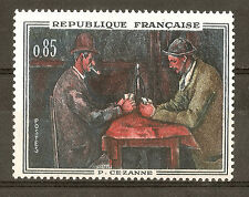 Francia ( France ) : 1965 Paul Cezanne ( MNH )