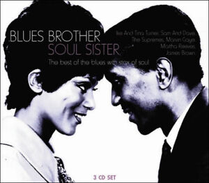 Details about Blues Brother Soul Sister 1950s 60s Music Songs 3 CD