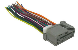 on radio wiring harness honda