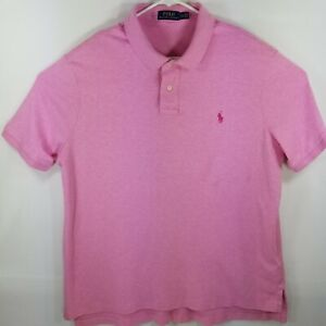 Polo Pink Xxl Hot Lauren About 2 Pony Buttons Ralph Shirt Details zUpSMV