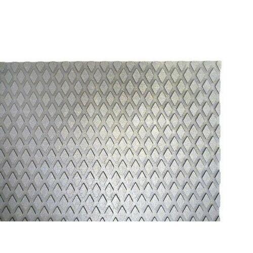 Treadmaster Anti-Slip Matting, Deck Cover, Diamond Sheet, Grey, 1200mm x 900mm